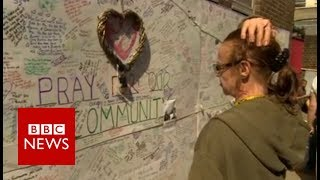 Grenfell Fire   We do want to see someone held accountable    BBC News