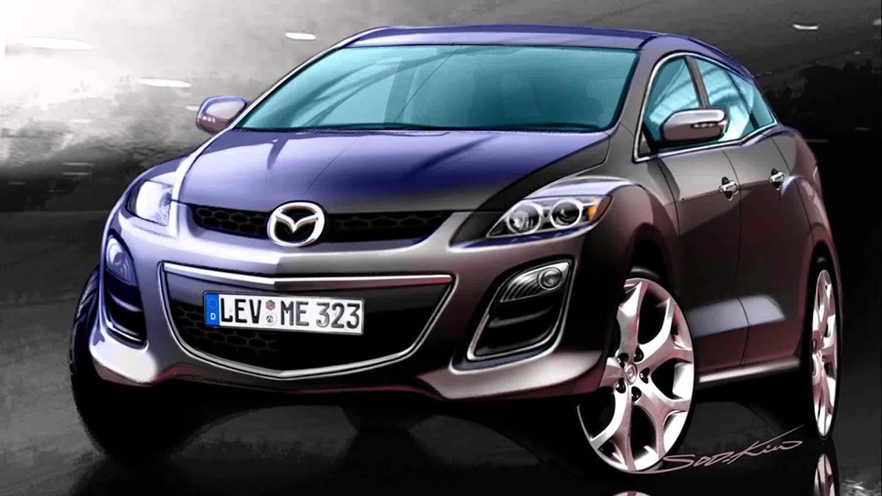2015 Model Mazda Cx7 Youtube