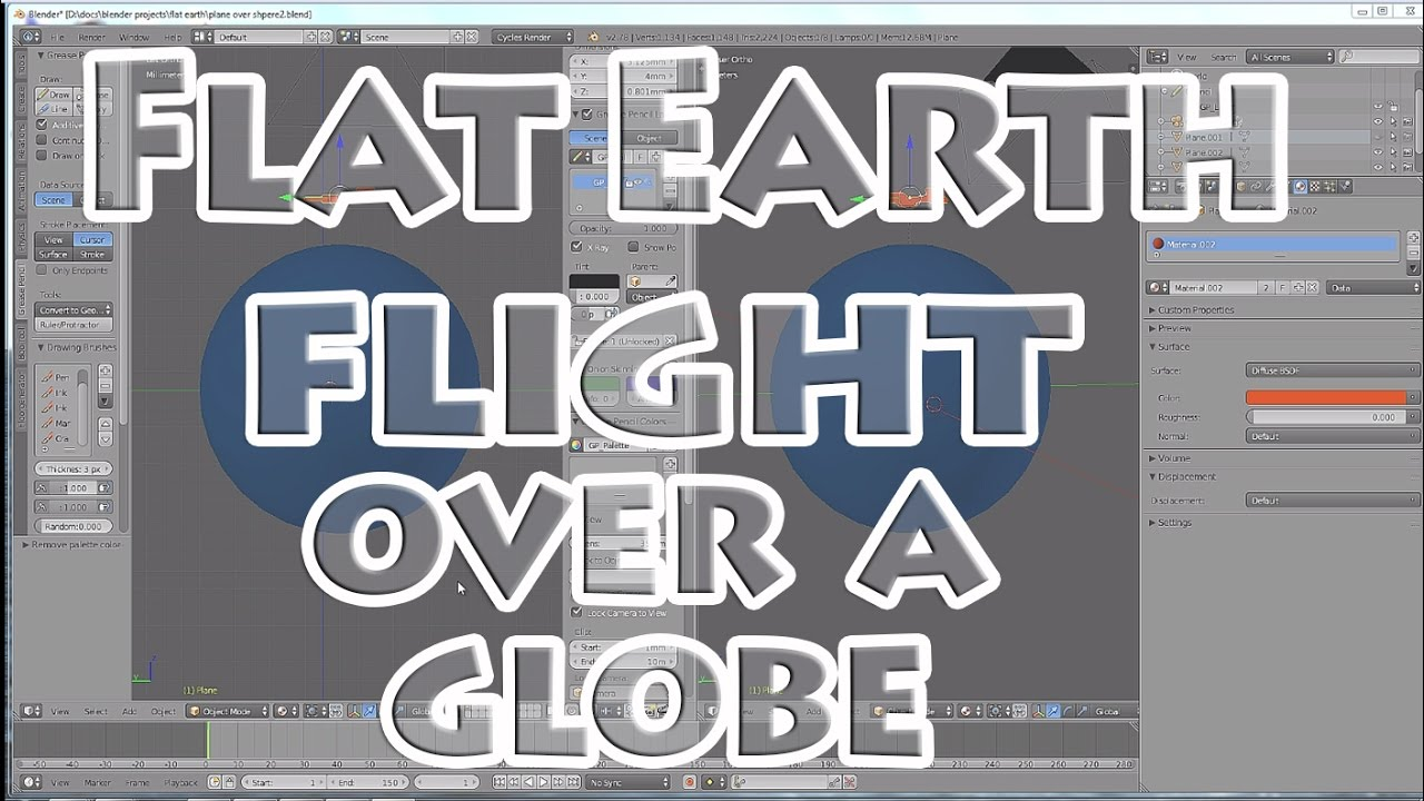 Flat Earth Issues - Why pilots don't have to constantly adjust for curvature