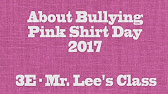 The Story of Pink Shirt Day - YouTube