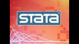 Stata Introduction, How to use Stata for a beginner 1/2