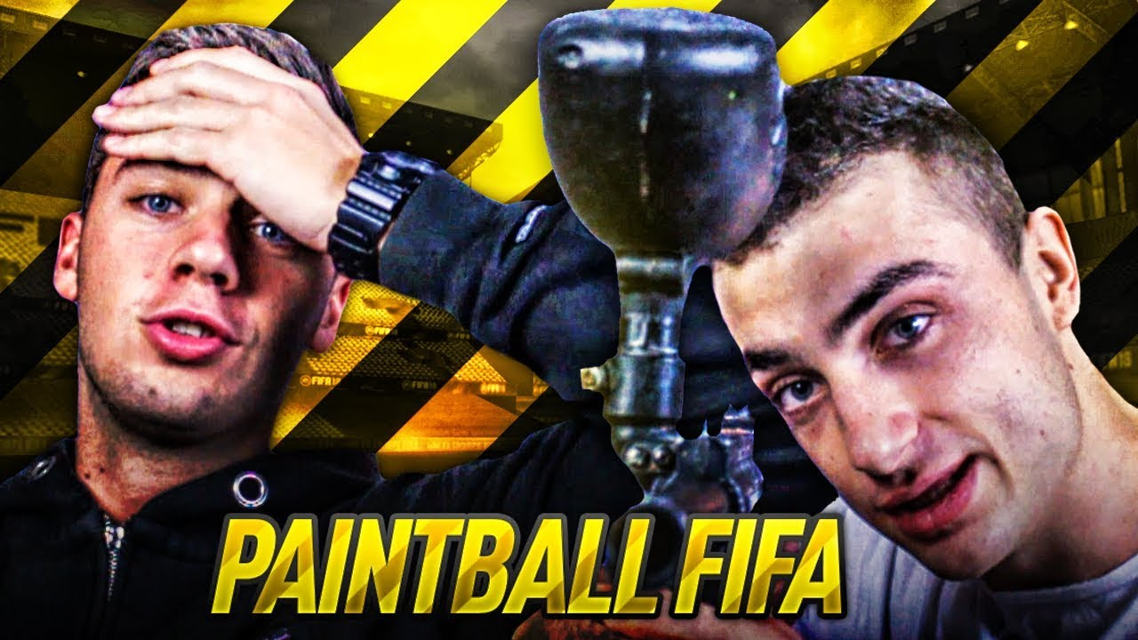 PAINTBALL FIFA Z MOIM BRATEM