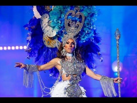 Concurso de disfraces carnaval las palmas de gran canaria - Gran canaria tv com ...