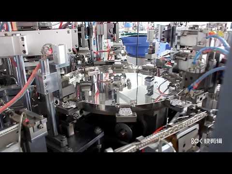 3 Pin Electric Plug Automated Assembly Machine