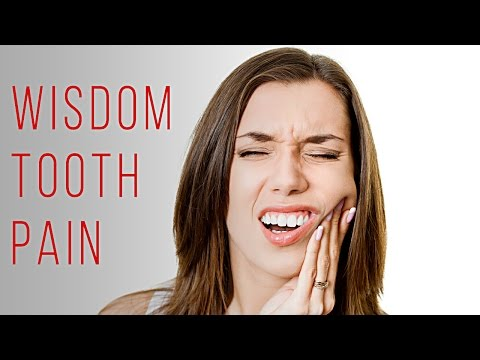 Wisdom Tooth Pain And Advice