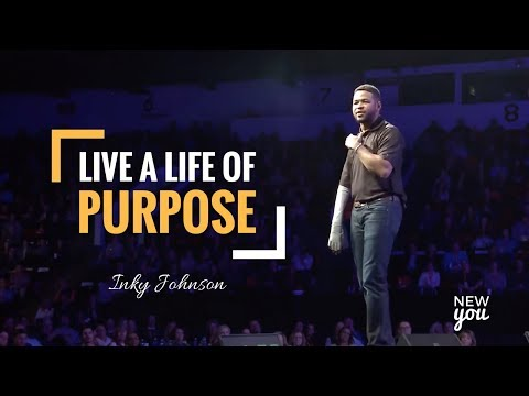 Live a life of purpose
