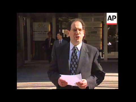 SWITZERLAND: KOREAN PENINSULAR PEACE TALKS END IN DEADLOCK (2)
