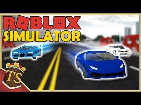 Dansk Roblox   Vehicle Simulator - Racerløb Imod Andre!
