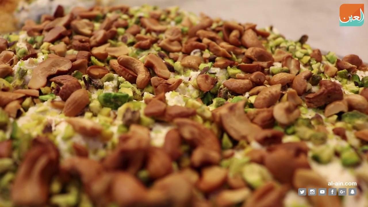 القطايف والمدلوقة والمفروكة حلويات شعبية تزين الموائد اللبنانية في رمضان Youtube