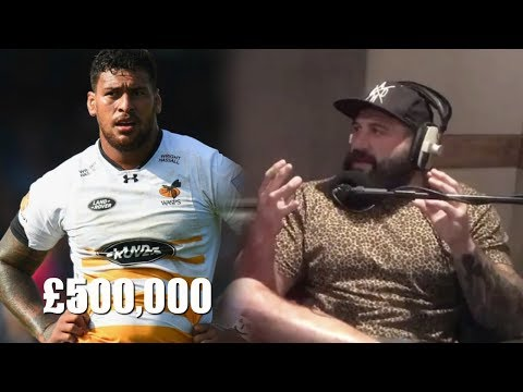 Are Rugby players being paid too much?