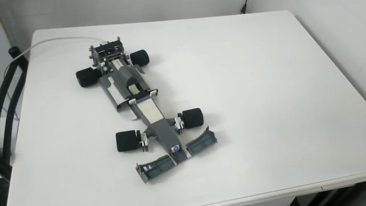 Project Control Juguete F1 Cable Coche Remoto Electrico hQsdrt