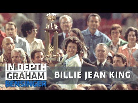 Billie Jean King: 1 match impacted an entire gender