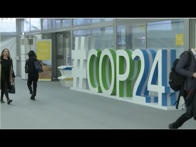 COP24 conference begins in Poland to address climate change
