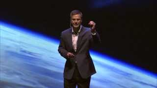 The key to sustainable space exploration: David Smith at TEDxPurdueU 2014