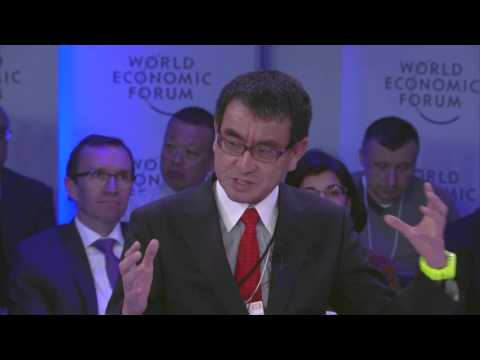 Davos 2016 - The Role of Intelligence Services