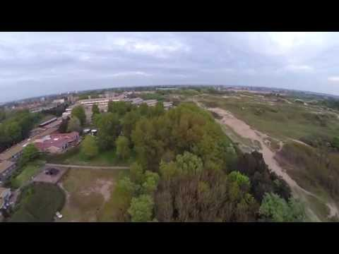 QuanDar Discovery Pro fly-test | Dunes Netherlands