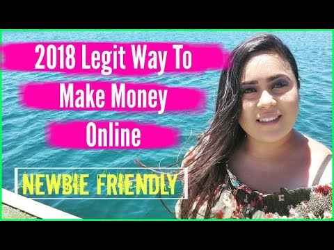 (2018) Best Ways To Make Money Online Fast – Make Money Online 2018