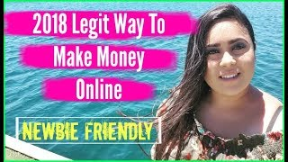 (2018) Best Ways To Make Money Online Fast - Make Money Online 2018