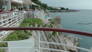Viaggio In Costa Azzurra Cannes  visitiamo l'hotel Eden Rock Lusso Sfrenato 4