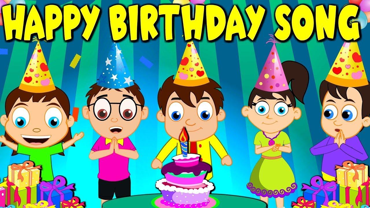 هابي بيرث داي تو يو Arabian Happy Birthday Song اغاني اطفال اغاني اطفال صغار Youtube