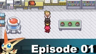 pokemon omicron nuzlocke challenge episode 01 starting a new adventure