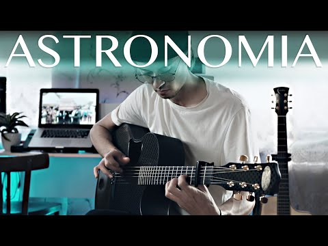 Tony Igy - Astronomia (Coffin Dance Meme)⎪Fingerstyle Guitar