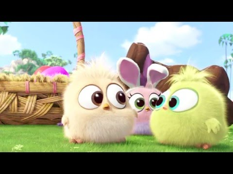 The Angry Birds Movie: Easter Greetings From The Hatchlings