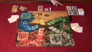 "How to Play ""Lost Cities the Board Game"" - The Dragon Table: Episode 2"