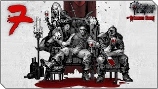 DARKEST DUNGEON - LUNA SANGRIENTA | Capítulo 7 | Vamos al patio y su primer BOSS!! Go Vampiritos :D