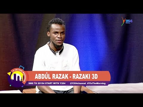 Abdul Razak    3D industry is as big as any other Industry