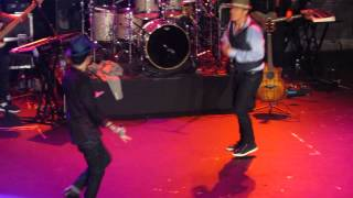 Nick & Knight - You Got It (The Right Stuff) & Larger Than Life - Vancouver (10)