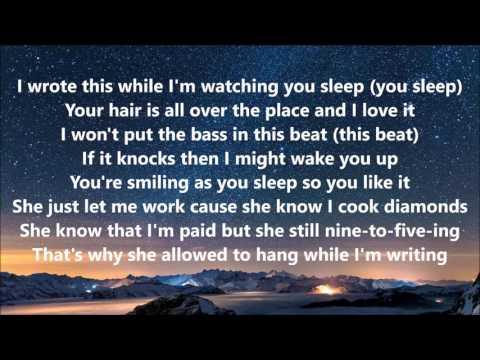 While You Count Sheep - Jon Bellion (Lyrics)