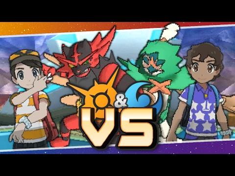 Pokémon Sun and Moon - Champion Title Defense VS PurpleRodri!