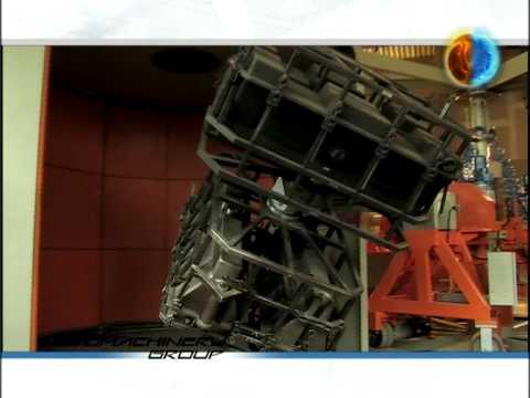 video industriali PRM 3000 rotomoulding machine Polivinil (Galliano 2011)