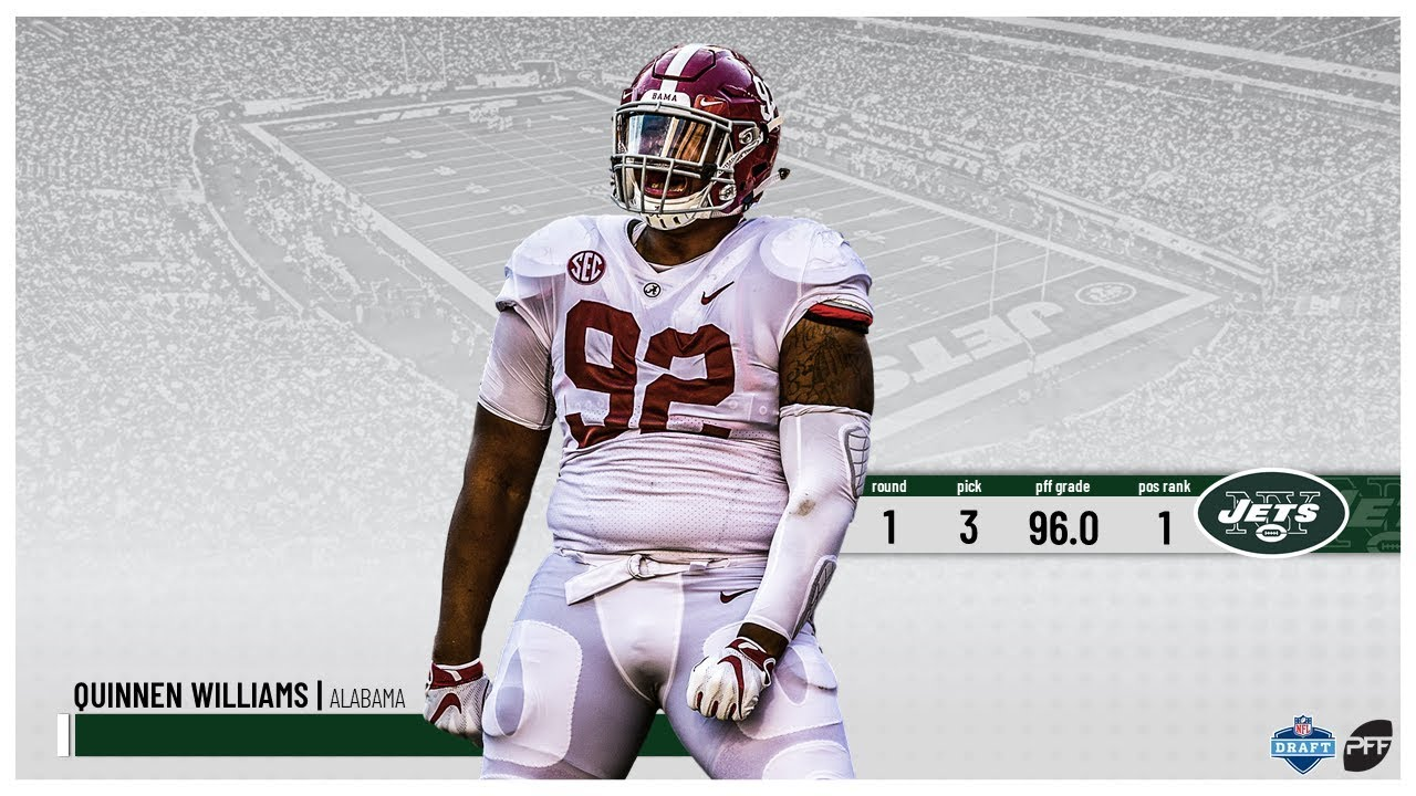735d4c46 2019 NFL Draft: New York Jets select Quinnen Williams