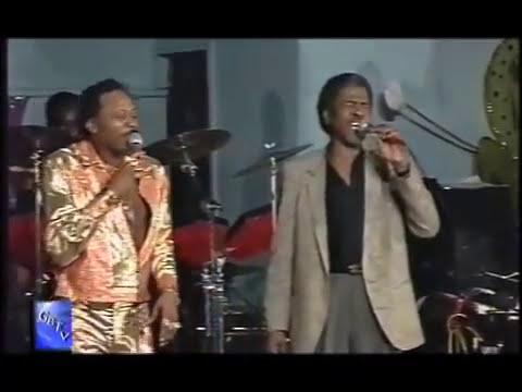 G.B.T.V. CultureShare  ARCHIVES 1991:  BARON & EDDIE LOVETTE