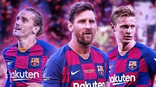 How Barcelona Can DOMINATE Europe Again!