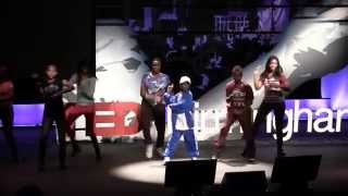 Dance Performance: Quagswag at TEDxBirmingham 2014