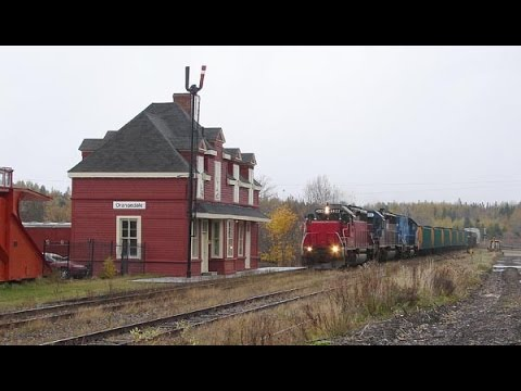 The Decline & Fall of CBNS train service to Sydney NS 1993-2014