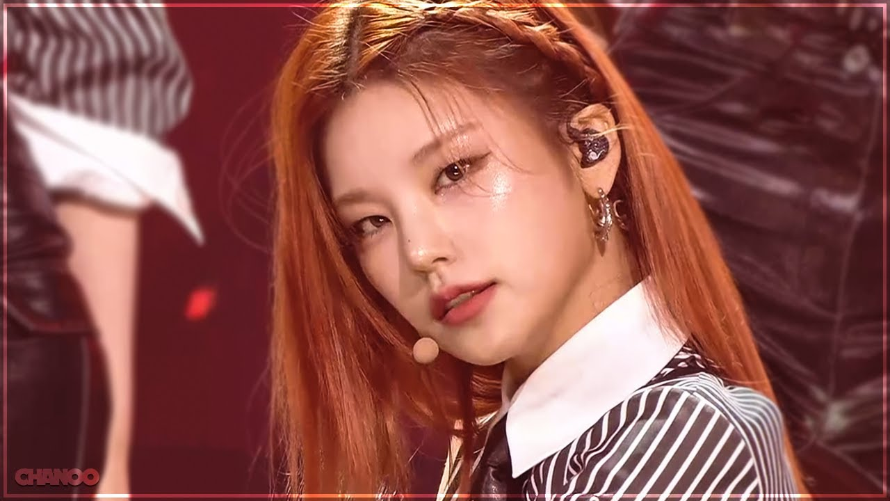 ITZY (있지) - Sorry Not Sorry 교차편집 (STAGE MIX)