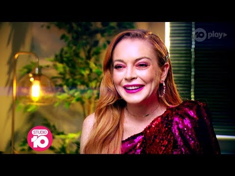Exclusive: Lindsay Lohan Dishes On 'The Masked Singer' | Studio 10