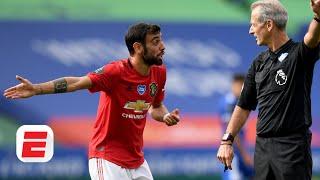 Manchester United's Bruno Fernandes LEFT OFF the Premier League team of the season?! | ESPN FC