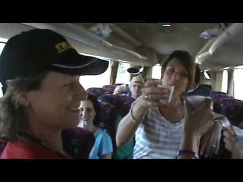 Israel bus trip
