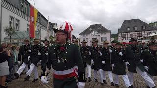 Schützenfest 2018 - Parade der Bürgerschützen