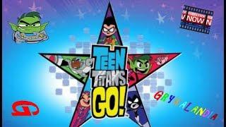 Teen Titans Go - Action Arcade