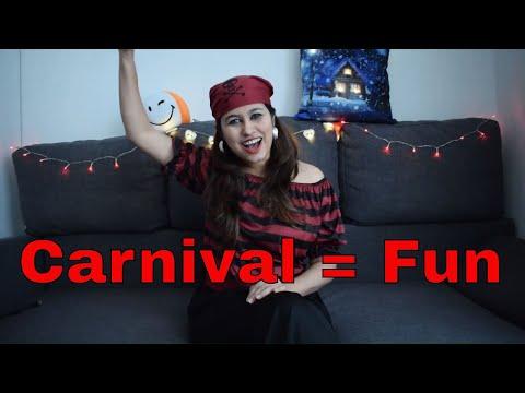 Carnival in Germany!