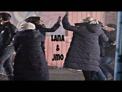 Morrilla moments 2016    Jennifer Morrison + Lana Parrilla