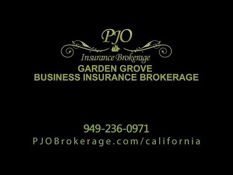 Garden Grove Business Insurance Services