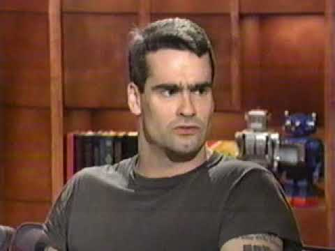 Henry Rollins - Interview On Chevy Chase Show 10/01/93