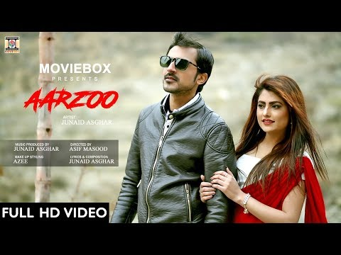 AARZOO - OFFICIAL VIDEO - JUNAID ASGHAR (2017)
